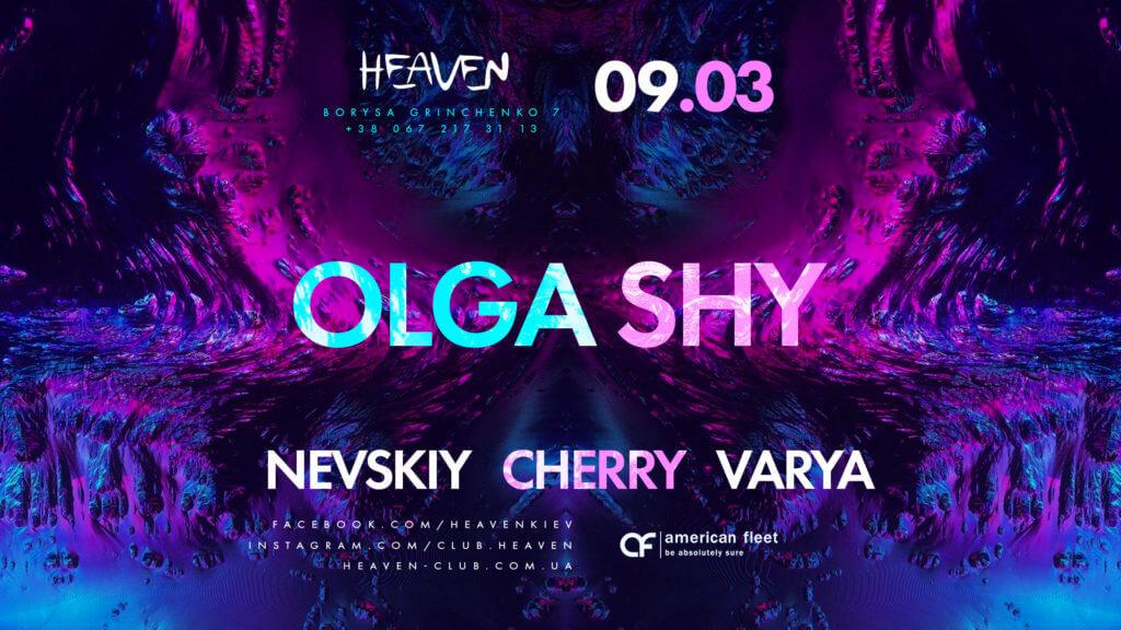 OLGA SHY