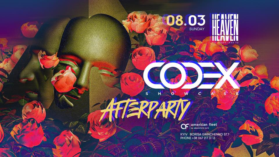 Official Codex Afterparty