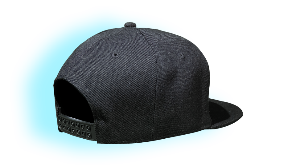 Cap black Heaven