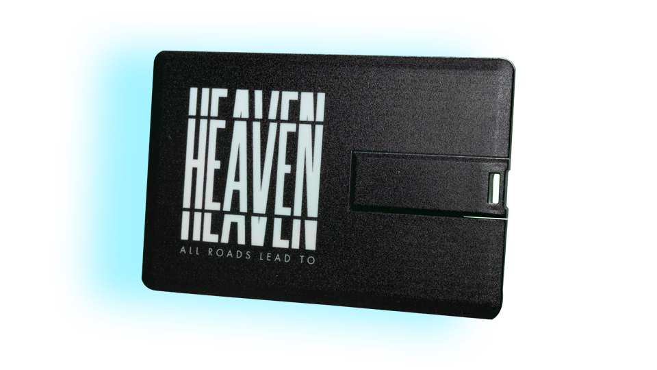 Флешка Heaven 16 Gb (пластик)