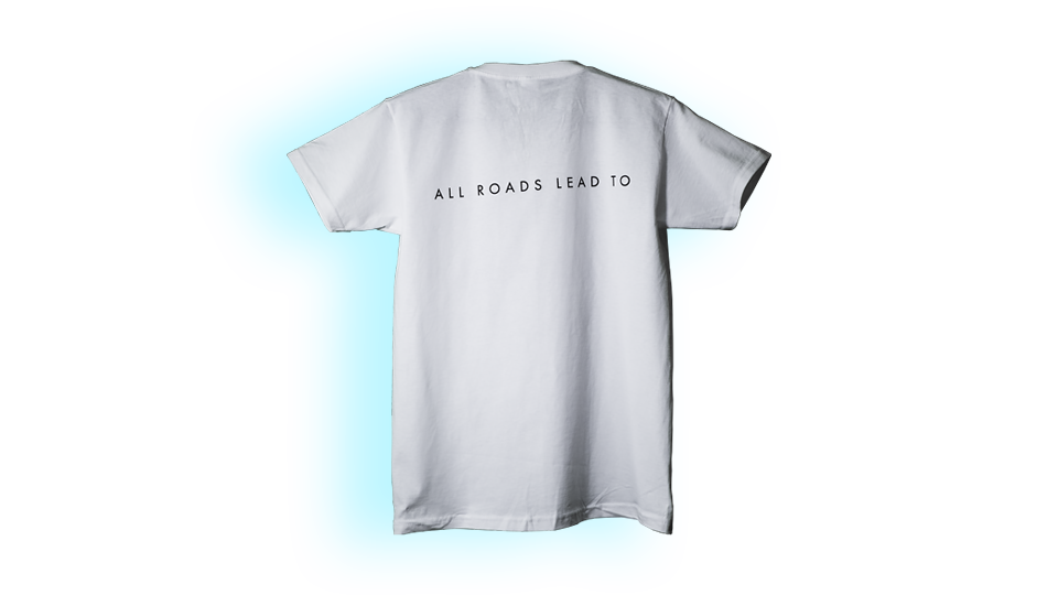 White Heaven T-shirt