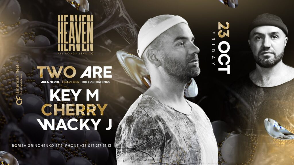 Friday at Heaven Club | Two Are