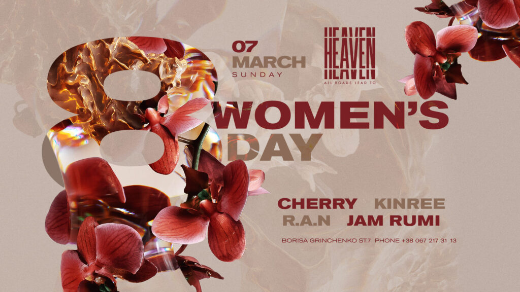 Women's Day at Heaven Club