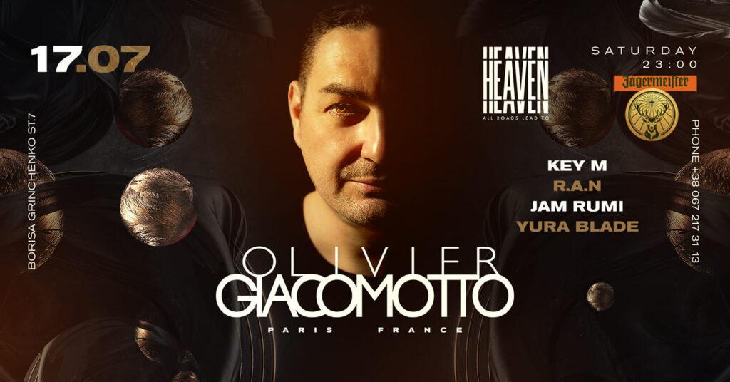 Saturday at Heaven Club | Olivier Giacomotto