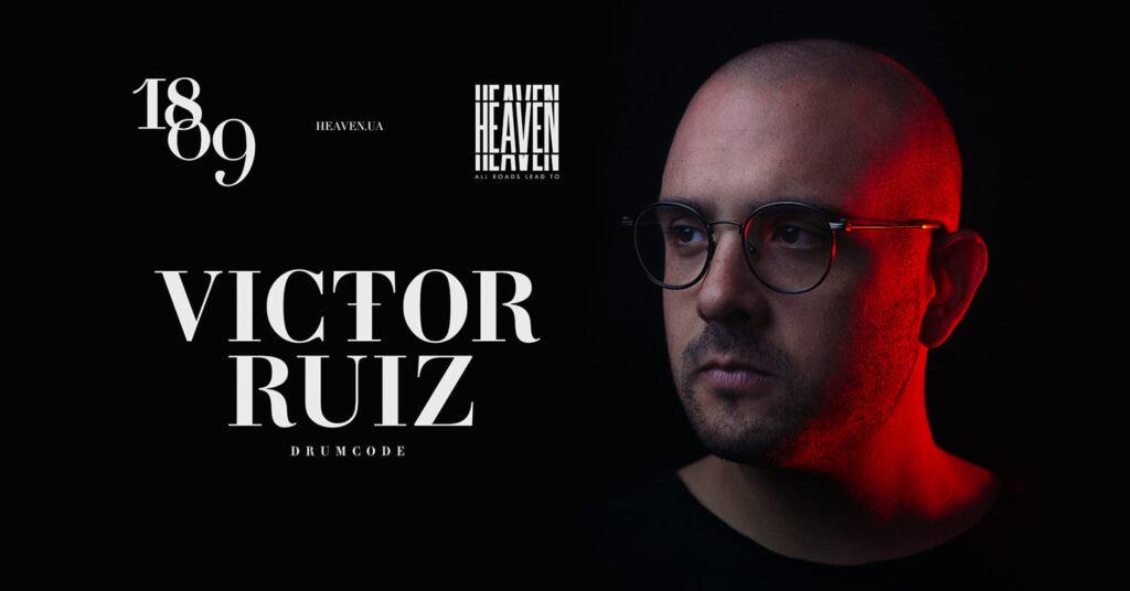 Victor Ruiz at Heaven Club