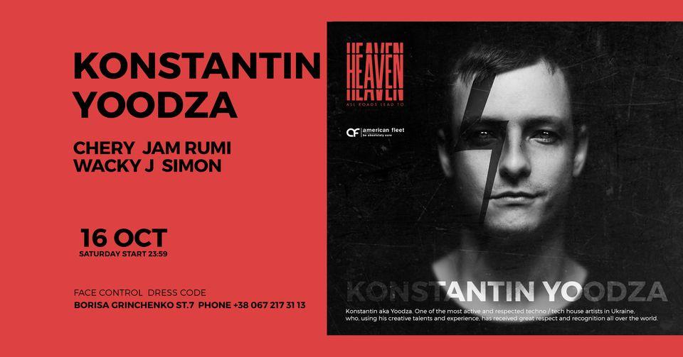 SATURDAY AT HEAVEN | KONSTANTIN YOODZA